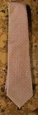 $245 CHARVET VENDOME Gold Red & Black Woven Silk Tie NEW W/TAG