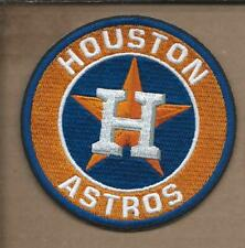 NEW 3 1/2 INCH HOUSTON ASTROS IRON ON PATCH FREE SHIPPING R1