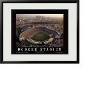 LOS ANGELES DODGERS @ DODGER  STADIUM 11X14 FRAME
