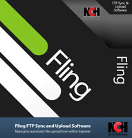 FTP Sync and Upload Software | Lifetime License | Email Delivery