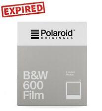 EXPIRED - Polaroid Originals B&W Black & White 600 OneStep 660 636 Instant Film