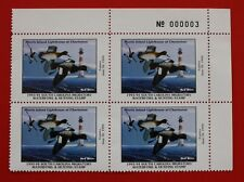Clearance: (Sc13) 1993 South Carolina Migratory Waterfowl & Hunting Stamp (Pb4)