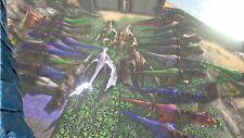 Ark Survival PS4 PVE Dinos. Wyvern, Rex, Quetzal, Golem, Giga, Thylo, Bear...