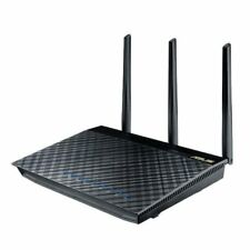 ASUS RT-AC66U_B1 Dual and 802.11ac Router with ASUS AiCloud (Four Ports Gigabits