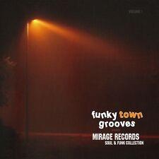 Mirage Soul & Funk Volume Vol 1 - Various Artists Remastered CD