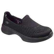 Girls Skechers Trainers Kids Go Walk 4 Kindle Childrens G PUMPS Shoes UK 12.5