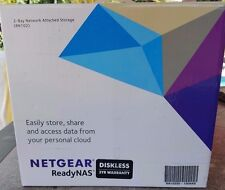 Netgear ReadyNAS RN102 2-bay Network Attached Storage Device