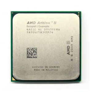 AMD Athlon II X2 245 2.90GHz/2MB Sockel/Socket AM3 ADX245OCK23GQ CPU Processor