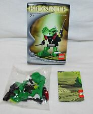 LEGO Bionicle Bohrok Va Lehvak Va (8552) IOB, Sealed Bag _ Free USA Shipping