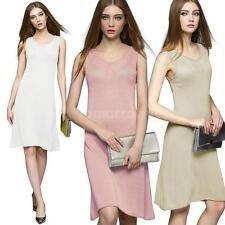 Unbranded Linen Casual Shirt Dresses