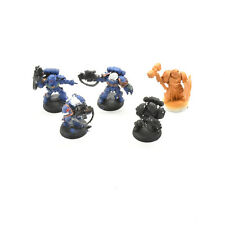 SPACE MARINES 5 Sternguard Veterans #1 METAL Warhammer 40K (1 honour guard)