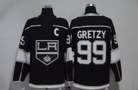 Wayne Gretzky Los Angeles Kings #99 Men's Player Game Jersey Stitched