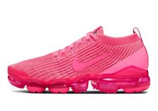 Brand New Nike Women's Air VaporMax Flyknit 3.0 Triple Pink (W) Sizes 9-11