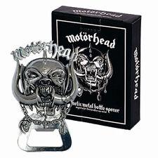 Official Motorhead - 3D War Pig - Magnetic Metal Bottle Opener
