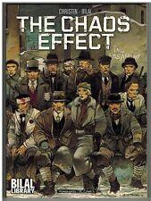 CHAOS EFFECT by Pierre Christin (2005, Paperback) ENKI BILAL Spanish Civil War