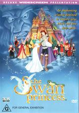The Swan Princess  - DVD - NEW Region 4
