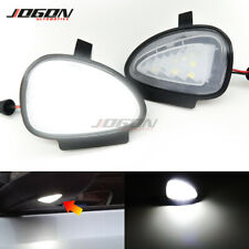 LED Mirror Puddle Light Welcome Lamp For VW GOLF 6 MK6 GTI R32 2008-2014 Touran