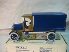 1925 Kenworth Van Limited Edition Diecast Bank From Ertl 1993 dc116