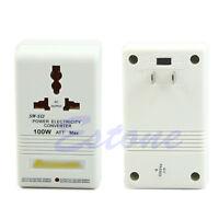 Professional 220/240V To 110/120V Power Voltage Electricity Adapter Converter