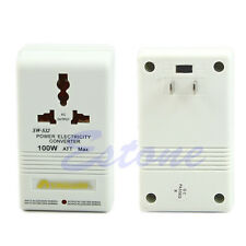 Professional 220/240V To 110/120V Power Voltage Electricity Adapter Converter