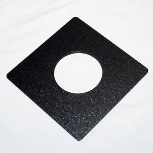 3D Printed Intrepid 8x10 Lens Board