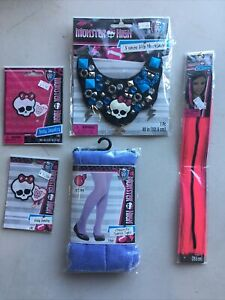 5 Pc Monster High lot Of Accessories For Girls