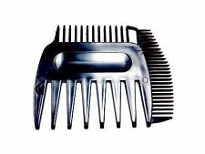 Made in Korea Unbreakable 3 Side Pocket Mini Comb Brush Hair Beard Travel