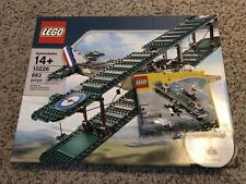 New Sealed Lego Sopwith Camel 10226 plus Lego 40049 mini plane airplane