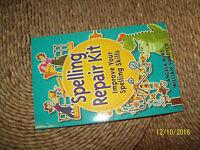Spelling Repair Kit by Angela Burt, William Vandyck (Paperback, 2005)