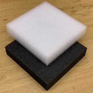 Ethafoam Stratocell Closed Cell Foam Sheets Polyethylene PE Craft Foam UK - 50mm