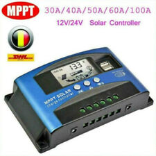 Solarregler 2 Batterien in Photovoltaik Laderegler günstig