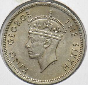 Hong Kong 1951 50 Cents 192949 combine