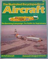 Encyclopedia of Aircraft Issue 76 Dassault-Breguet Atlantic cutaway drawing