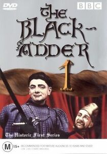 the black adder-series 1  DVD ,fast safe shipping & tracking