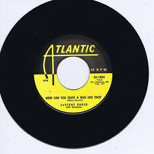 LaVERN BAKER - HOW CAN YOU LEAVE A MAN LIKE THIS (Top Rhythm & Blues JIVER)