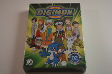 Digimon: Digital Monsters - The Offical Second Season 2 DVD 8-Disc Complete Set