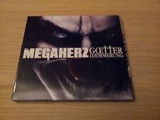 MEGAHERZ   GOETTERDAEMMERUNG  DIGIPACK CD