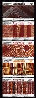 1987 Aboriginal Crafts - MUH Complete Stamp Booklet Set