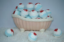 Bath Bomb Fizzy 14 Pack of Polo Blue
