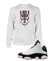 Tee Shirt to Match Air Jordan 13 He Got Game Shoe  Graphic Panther Tee