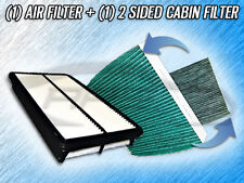 AIR FILTER HQ CABIN FILTER COMBO FOR 2005 2006 2007 2008 2009 2010 HONDA ODYSSEY