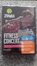 "ZUMBA® Top DVD + CD ""Fitness-Concert LIVE"", NEU!"