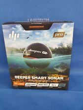 Deeper Pro+ Plus GPS Wi-fi Wireless Smart Sonar Fish Finder