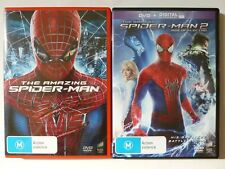 The Amazing Spider-Man Collection [M] (2 DVD, 2012/2014, R4)