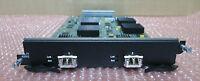Foundry Networks FastIron FI-42XG 2x 10GE XG Module  With 2x 10G-XFP-SR