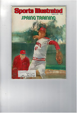 MAR 5 1979 SPORTS ILLUSTRATED SPRING TRAINING CINCINNATI REDS SI1342