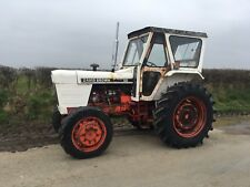 David Brown 1410 4WD Tractor Classic Vintage Case International Massey Ford