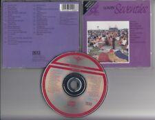 LOVIN' SEVENTIES 1988 CD TRAX MUSIC Olivia Newton John ABBA Springwater Kiki Dee