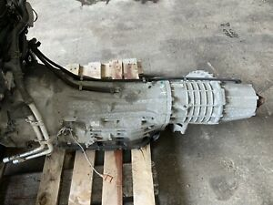 Porsche Cayenne 4.8litre 2007 Automatic Gearbox 81k Miles Used Genuine OEM