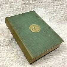 1908 Antico Libro The Naturale Storia Di Selborne Illustrato Gilbert Bianco